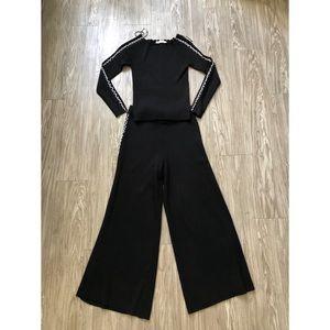 Zara sweater & pants set